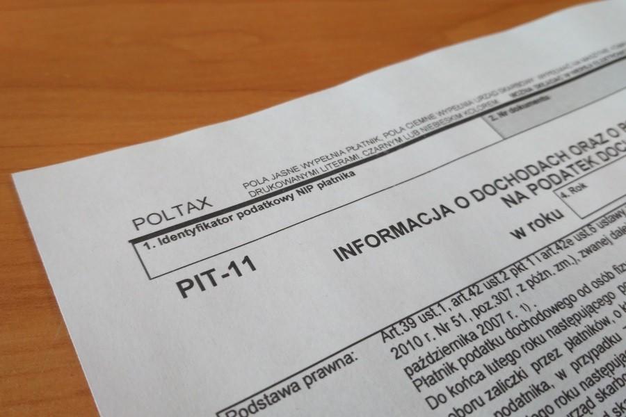 f55794bd0941e Odbiór i wysyłka dokumentów PIT-11 za 2018 r.